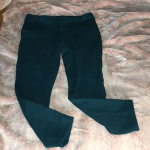 Kut From The Kloth Teal Skinny Cut Jeans Size 6